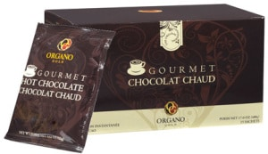 Organo Gold Gourmet Hot Chocolate