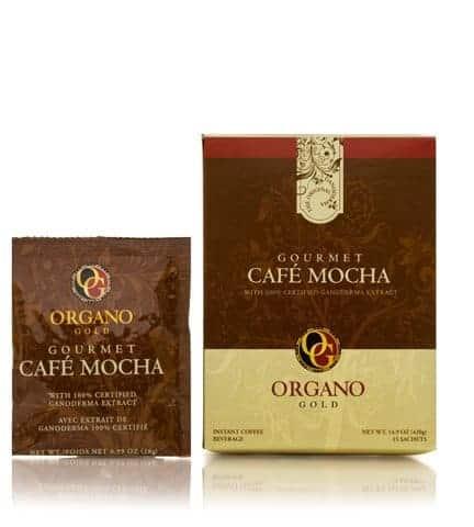 Organo Gold Gourmet Café Mocha