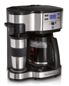 Hamilton Beach Two Way Coffee Brewer