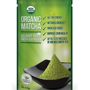 If you are in need of an all-natural, organic pick-me-up you should take a look at Matcha Tea.