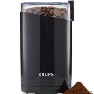 If you love the taste of coffee made from freshly ground beans then you will definitely want to add this burr grinder to your kitchen.