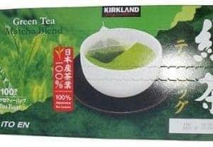 green tea matcha blend