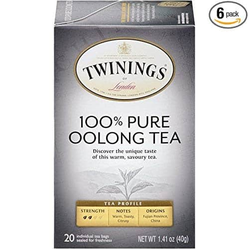 Twinings of London Pure Oolong Tea
