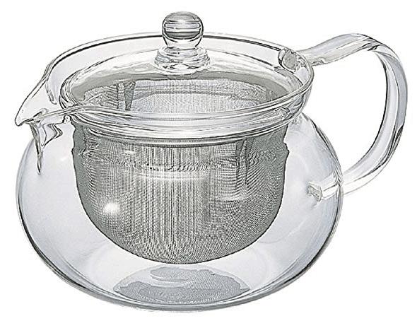 Hario Cha Cha Kyusu Maru Tea Pot (700ml)