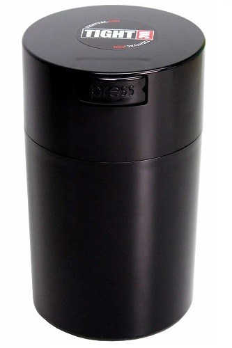 Tightvac Airtight loose leaf tea storage