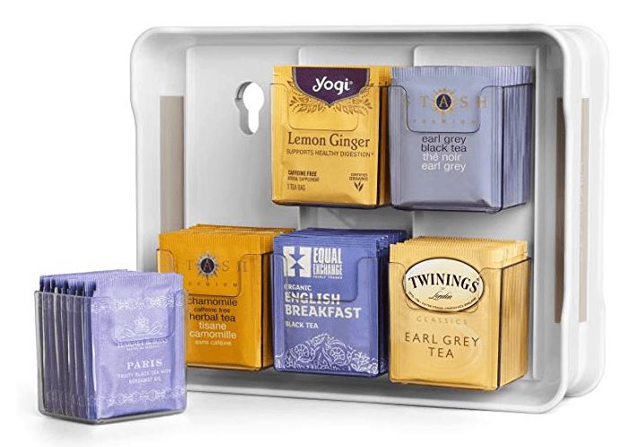 YouCopia TeaStand 100+ Tea Bag Organizer