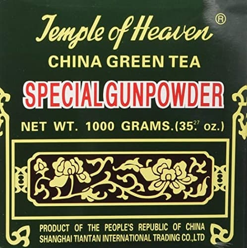 Special Gunpowder China Green Tea