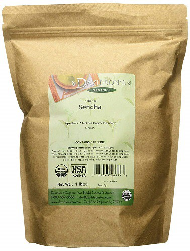 Davidson's Tea Bulk Sencha