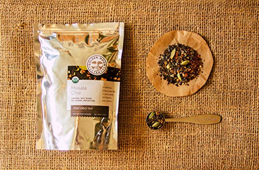 Golden Moon Masala Chai Tea - Organic