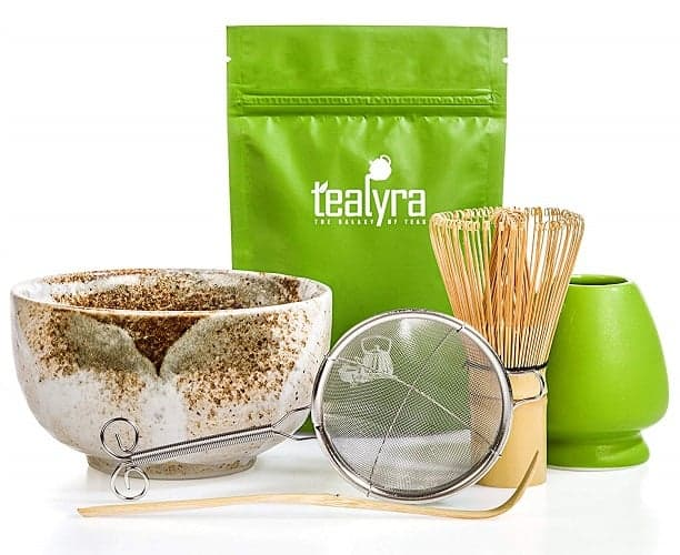 Matcha Tea Ceremony Start Up Kit