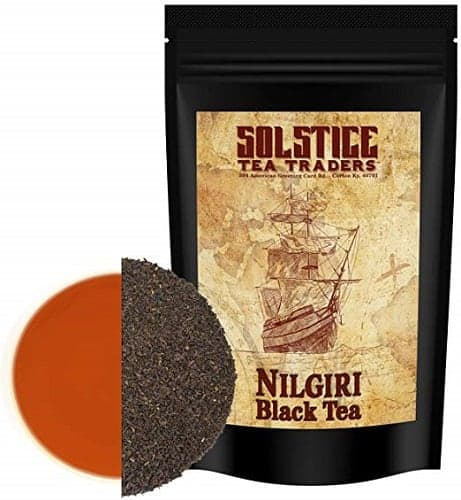 Nilgiri Estate Loose Leaf Black Tea