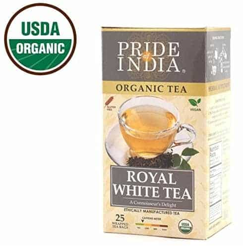 Pride Of India - Organic Royal Indian White Tea