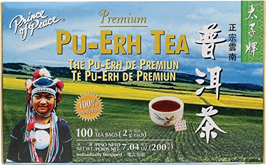Prince of Peace Premium Pu-Erh Tea Bags