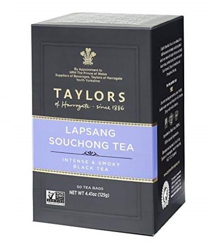 Taylors Harrogate Lapsang Souchong Teabags