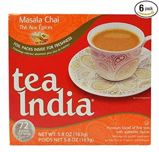 Tea India Masala Chai