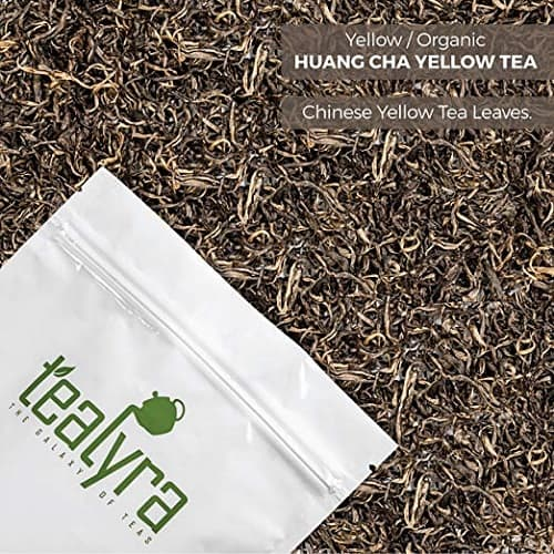 Tealyra Chinese Organically Yellow Tea