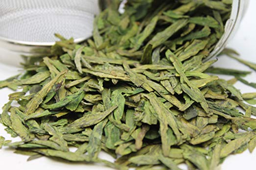 Tealyra Premium Dragon Well Green Tea