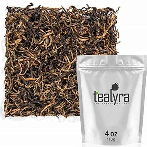 Tealyra Organic Loose Leaf Black Tea