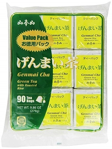 Yamamotoyama Genmai Cha Roasted Brown Rice Green Tea
