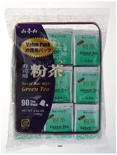 Yamamotoyama Konacha Sushi Bar Style Green Tea