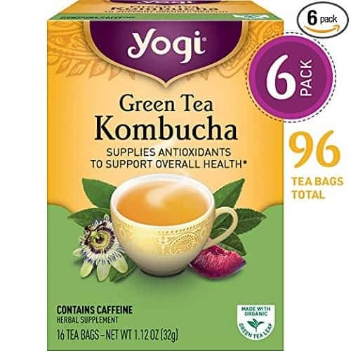 Yogi Tea - Green Tea Kombucha