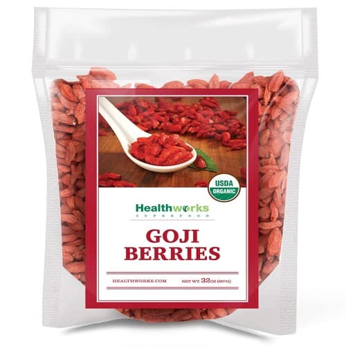 Healthworks Raw Goji Berries