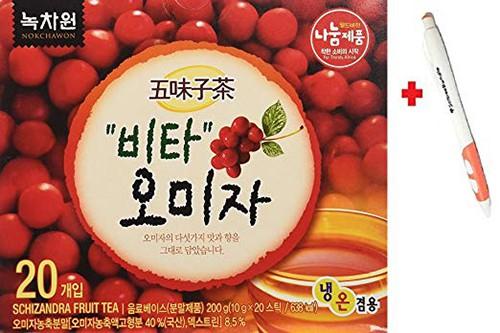 Magnolia Berry Tea