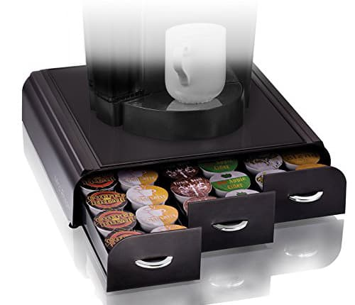 Mind Reader 'Anchor' Triple Drawer Single Serve Coffee Pod Holder