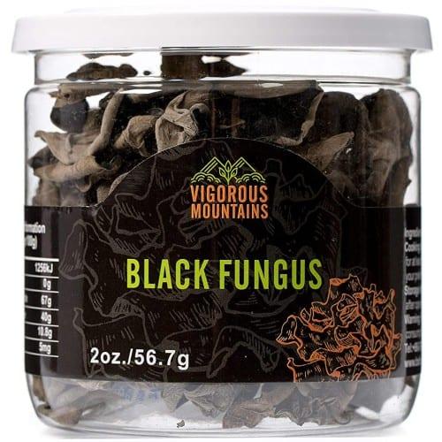 Vigorous Mountains Dried Woodear Mushrooms