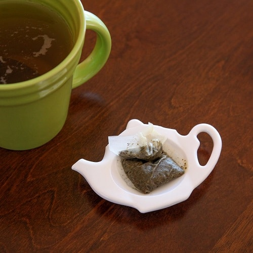 Home X Teapot Shaped Teabag Holders
