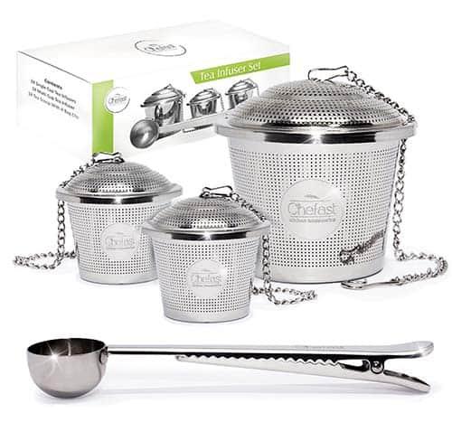 Chefast Best Tea Infusers Set