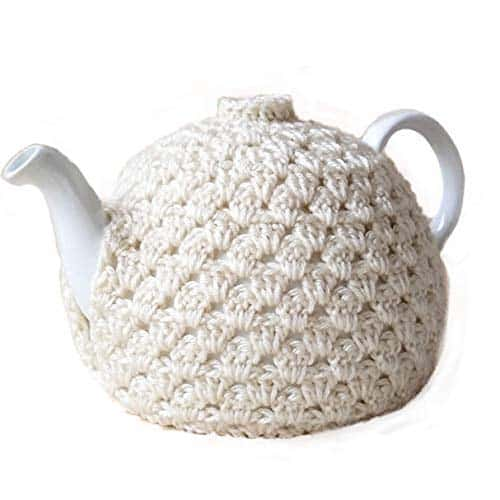 Ivory Decorative Teapot Cover