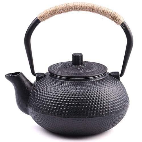 TOWA Japanese Tetsubin Cast Iron Teapot