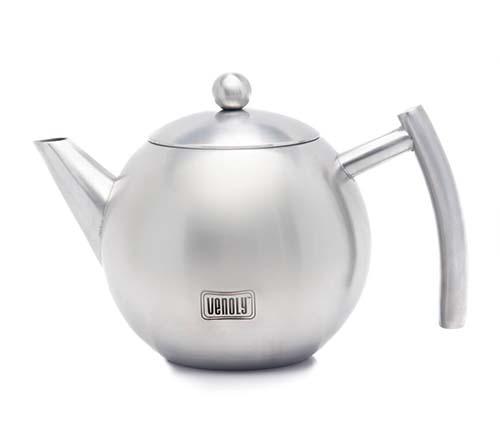 Venoly Stainless Steel Teapot