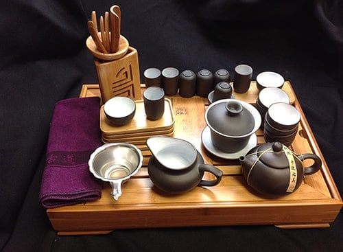 Music City Tea Yixing Gongfu Tea Set