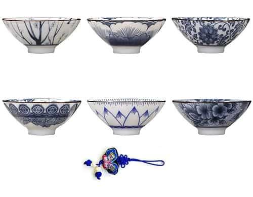 ZHAMS Kungfu Chinese Long Quan Celadon Teacups