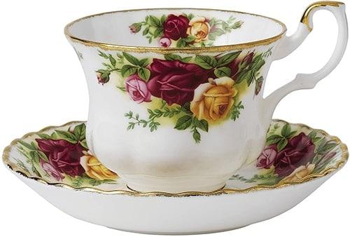best bone china tea cup