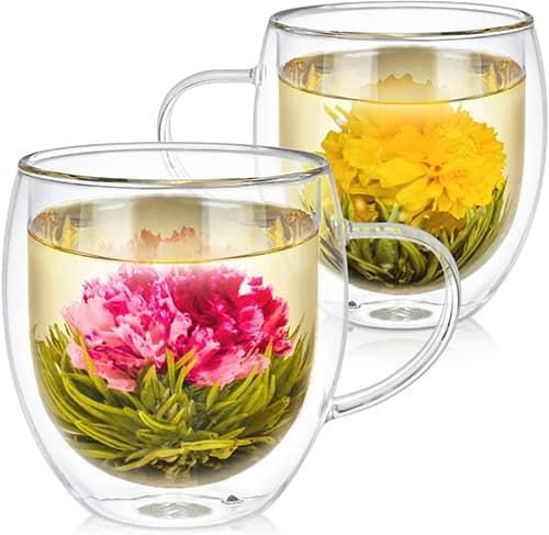 best glass tea cups