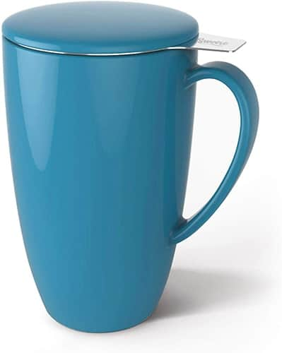 best porcelain tea mug