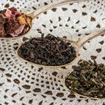 calming teas leaves
